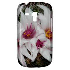 Bloom Cactus  Samsung Galaxy S3 MINI I8190 Hardshell Case