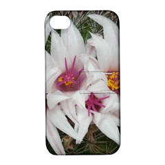 Bloom Cactus  Apple iPhone 4/4S Hardshell Case with Stand