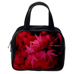 Red Autumn Classic Handbag (One Side)