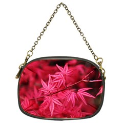 Red Autumn Chain Purse (one Side)
