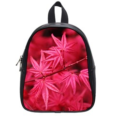 Red Autumn School Bag (Small)