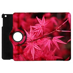 Red Autumn Apple iPad Mini Flip 360 Case