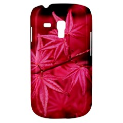 Red Autumn Samsung Galaxy S3 Mini I8190 Hardshell Case