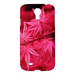 Red Autumn Samsung Galaxy S4 I9500 Hardshell Case
