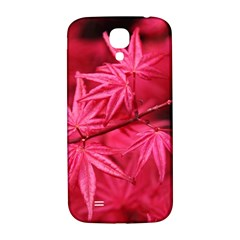 Red Autumn Samsung Galaxy S4 Hardshell Back Case