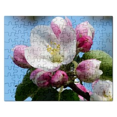 Apple Blossom  Jigsaw Puzzle (Rectangle)