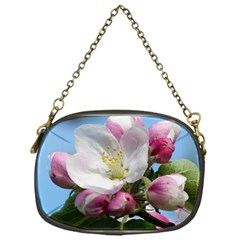 Apple Blossom  Chain Purse (One Side)