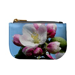 Apple Blossom  Coin Change Purse