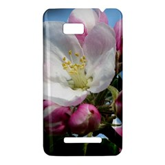 Apple Blossom  HTC One SU T528W Hardshell Case