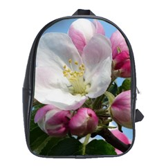 Apple Blossom  School Bag (XL)