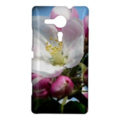 Apple Blossom  Sony Xperia Sp M35H Hardshell Case