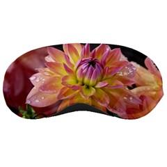 Dahlia Garden  Sleeping Mask