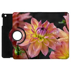 Dahlia Garden  Apple iPad Mini Flip 360 Case