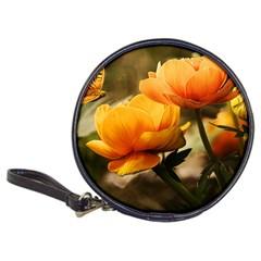 Flowers Butterfly CD Wallet
