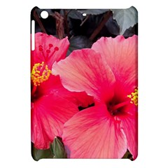 Red Hibiscus Apple iPad Mini Hardshell Case