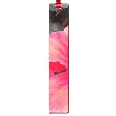 Red Hibiscus Large Bookmark