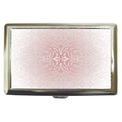Elegant Damask Cigarette Money Case