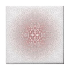 Elegant Damask Face Towel