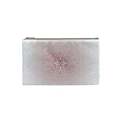 Elegant Damask Cosmetic Bag (Small)