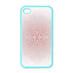 Elegant Damask Apple iPhone 4 Case (Color)