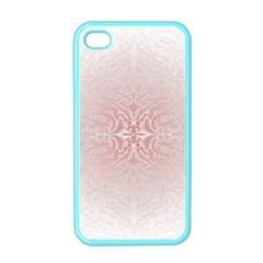 Elegant Damask Apple iPhone 4 Case (Color)