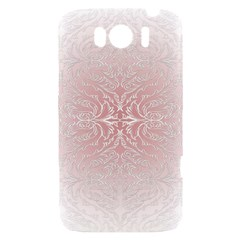 Elegant Damask HTC Sensation XL Hardshell Case