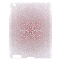 Elegant Damask Apple iPad 3/4 Hardshell Case