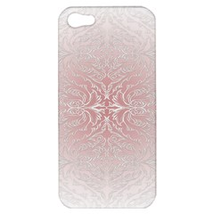 Elegant Damask Apple iPhone 5 Hardshell Case