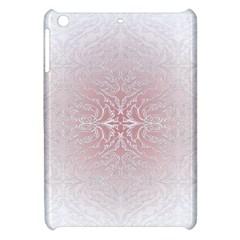 Elegant Damask Apple Ipad Mini Hardshell Case