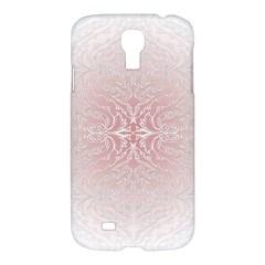 Elegant Damask Samsung Galaxy S4 I9500 Hardshell Case