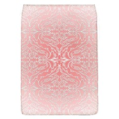 Pink Elegant Damask Removable Flap Cover (Large)