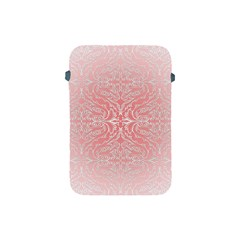 Pink Elegant Damask Apple iPad Mini Protective Soft Case