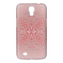 Pink Elegant Damask Samsung Mega 6.3  I9200