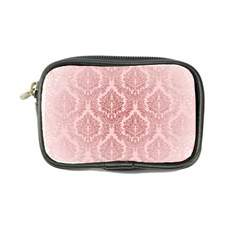 Luxury Pink Damask Coin Purse