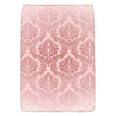 Luxury Pink Damask Removable Flap Cover (Small)