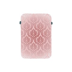 Luxury Pink Damask Apple Ipad Mini Protective Soft Case