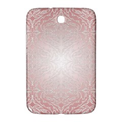 Pink Damask Samsung Galaxy Note 8 0 N5100 Hardshell Case