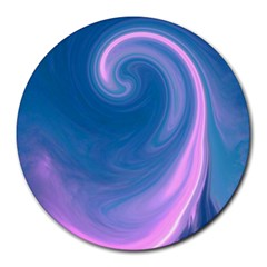 L178 8  Mouse Pad (round)