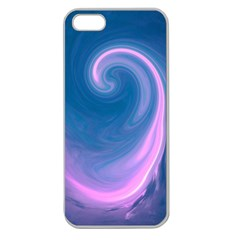 L178 Apple Seamless iPhone 5 Case (Clear)