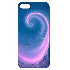 L178 Apple iPhone 5 Hardshell Case with Stand