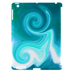 L179 Apple Ipad 3/4 Hardshell Case (compatible With Smart Cover)