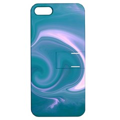 L181 Apple iPhone 5 Hardshell Case with Stand