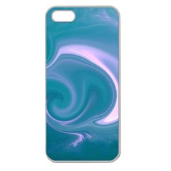 L181 Apple Seamless Iphone 5 Case (clear)