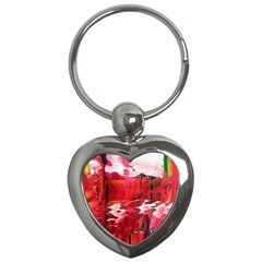 Decisions4 Key Chain (heart)