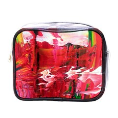 Decisions4 Mini Travel Toiletry Bag (one Side)