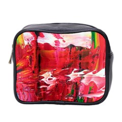 Decisions4 Mini Travel Toiletry Bag (Two Sides)