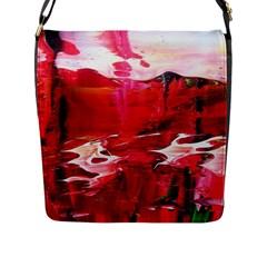 Decisions4 Flap Closure Messenger Bag (large)
