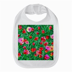 Flower Dreams Bib