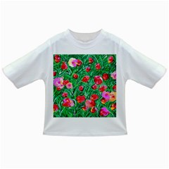 Flower Dreams Baby T Shirt