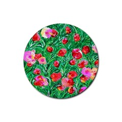 Flower Dreams Drink Coaster (Round)